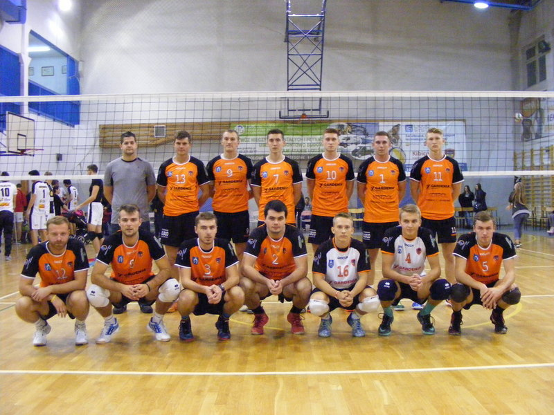 KS MOSiR Huragan Międzyrzec Podlaski - II Liga Seniorów Sezon 2015/2016