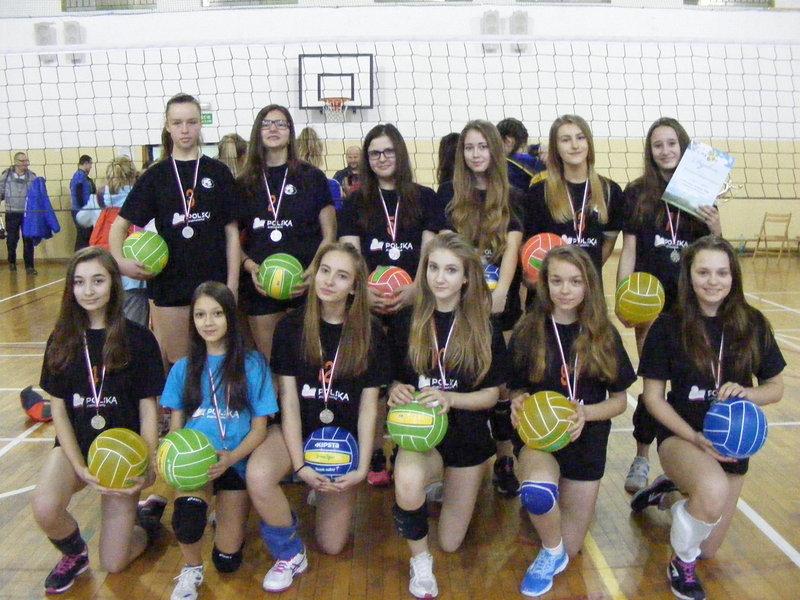 II miejsce w Ogólnopolskim Turnieju Młodziczek