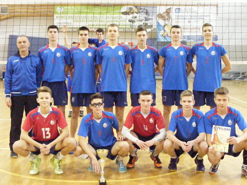 Półfinaliści Mistrzostw Polski Kadetów 2016