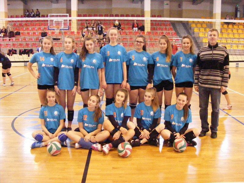 UKS Międzyrzecka Trójka MIKA Międzyrzec Podlaski na III Turnieju o Mistrzostwo Młodziczek 2016