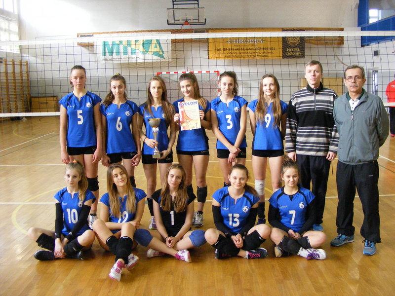 Mistrzynie Powiatu 2016
