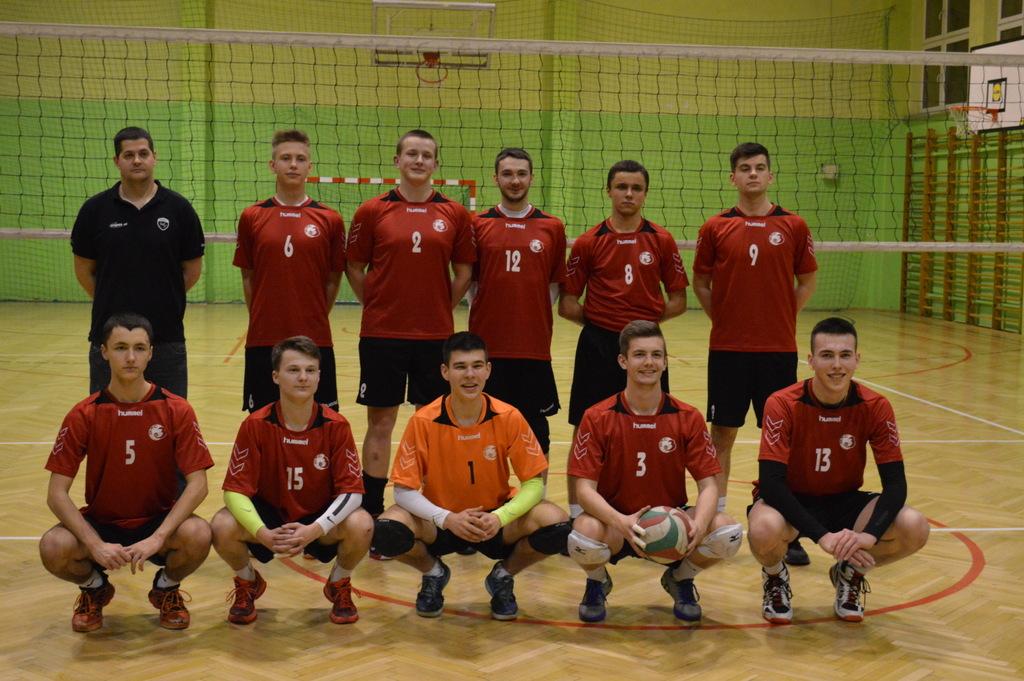 Mistrzowie WojewĂłdztwa Lubelskiego w sezonie 2015/2016