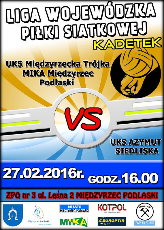 Runda Finałowa o miejsca 7-11 Mistrzostw Województwa Kadetek