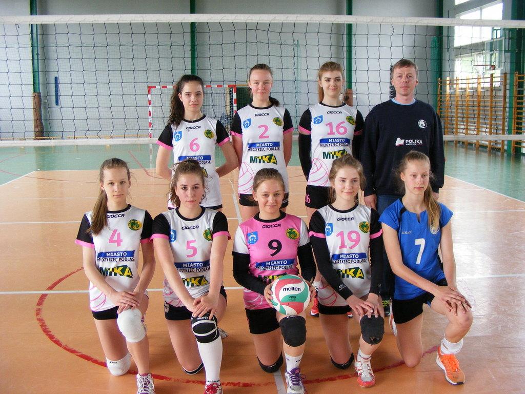 Finał Wojewódzki Pucharu Polski Kobiet Parczew 21 maja 2016
