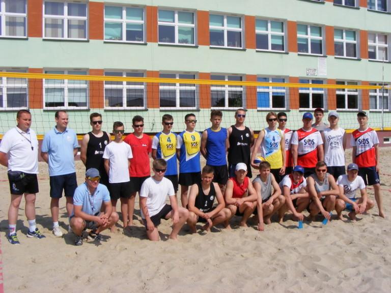 Uczestnicy Mistrzostw Młodzików 2016