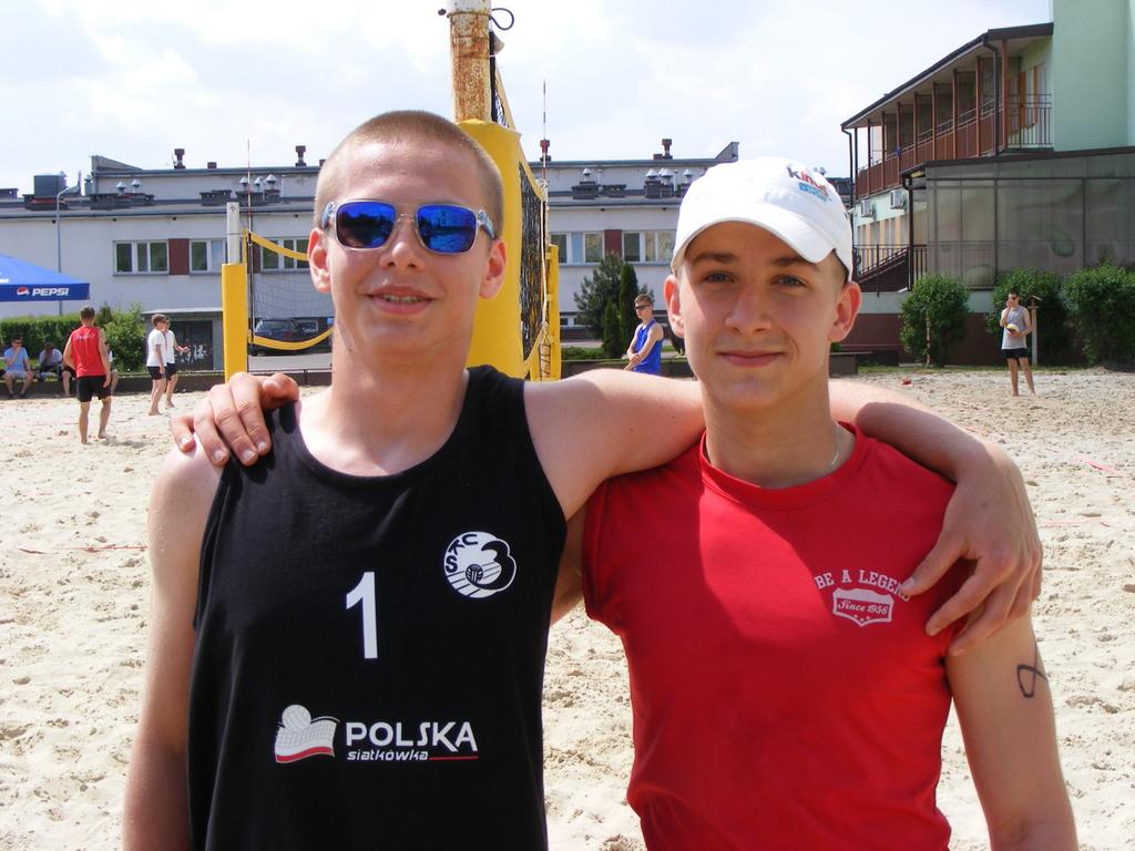 Mistrzowie Województwa Młodzików w Plażówce 2016
