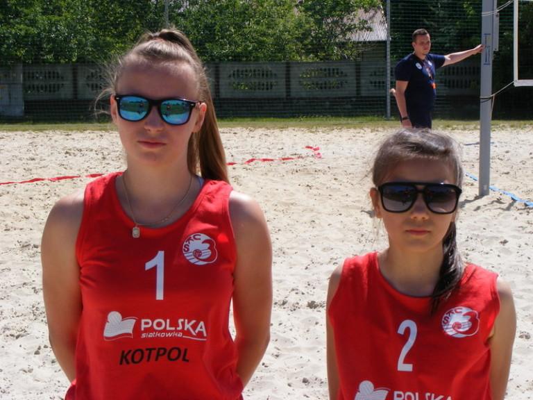 Dominka Suśniak i Marta Tchórzewska
