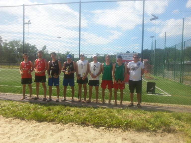 Finaliści Mistrzostw Województwa Juniorów 2016