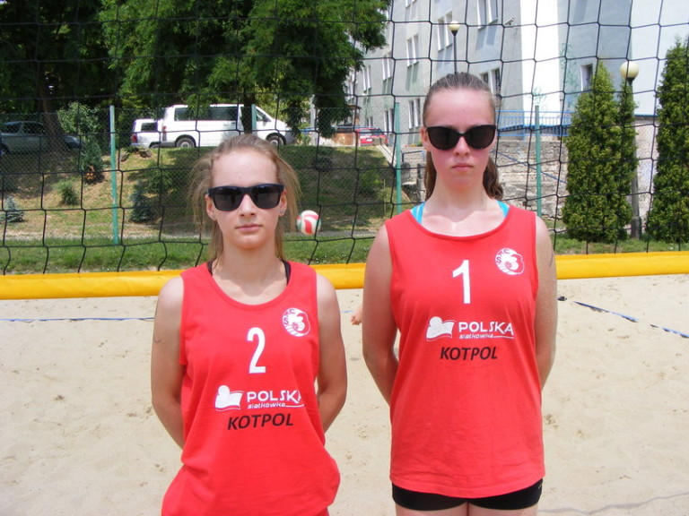 Dominika Strep nr2 i Alicja Więckowska nr1