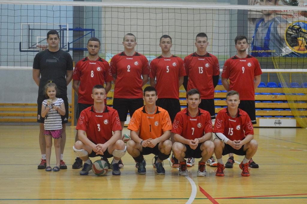 VII miejsce w Mistrzostwach Polski Licealiada 2016