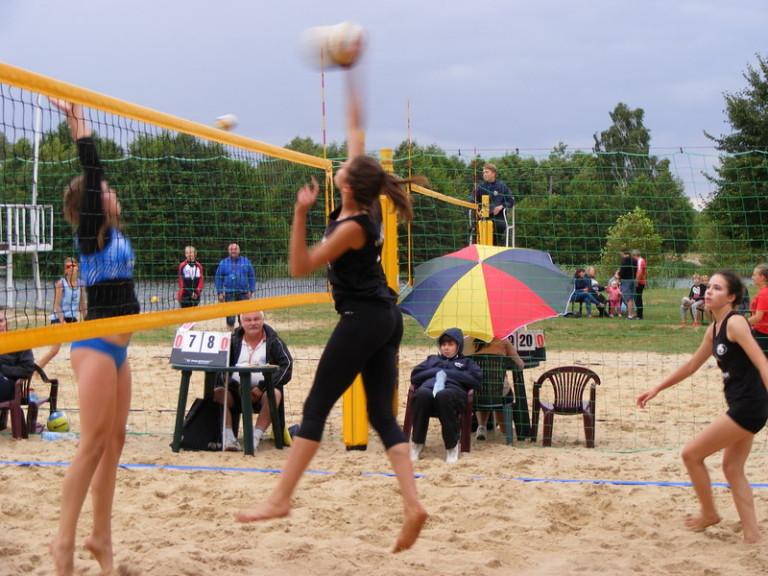 Pojedynek trzeci z Łódź I o wejście do pierwszej czwórki turnieju