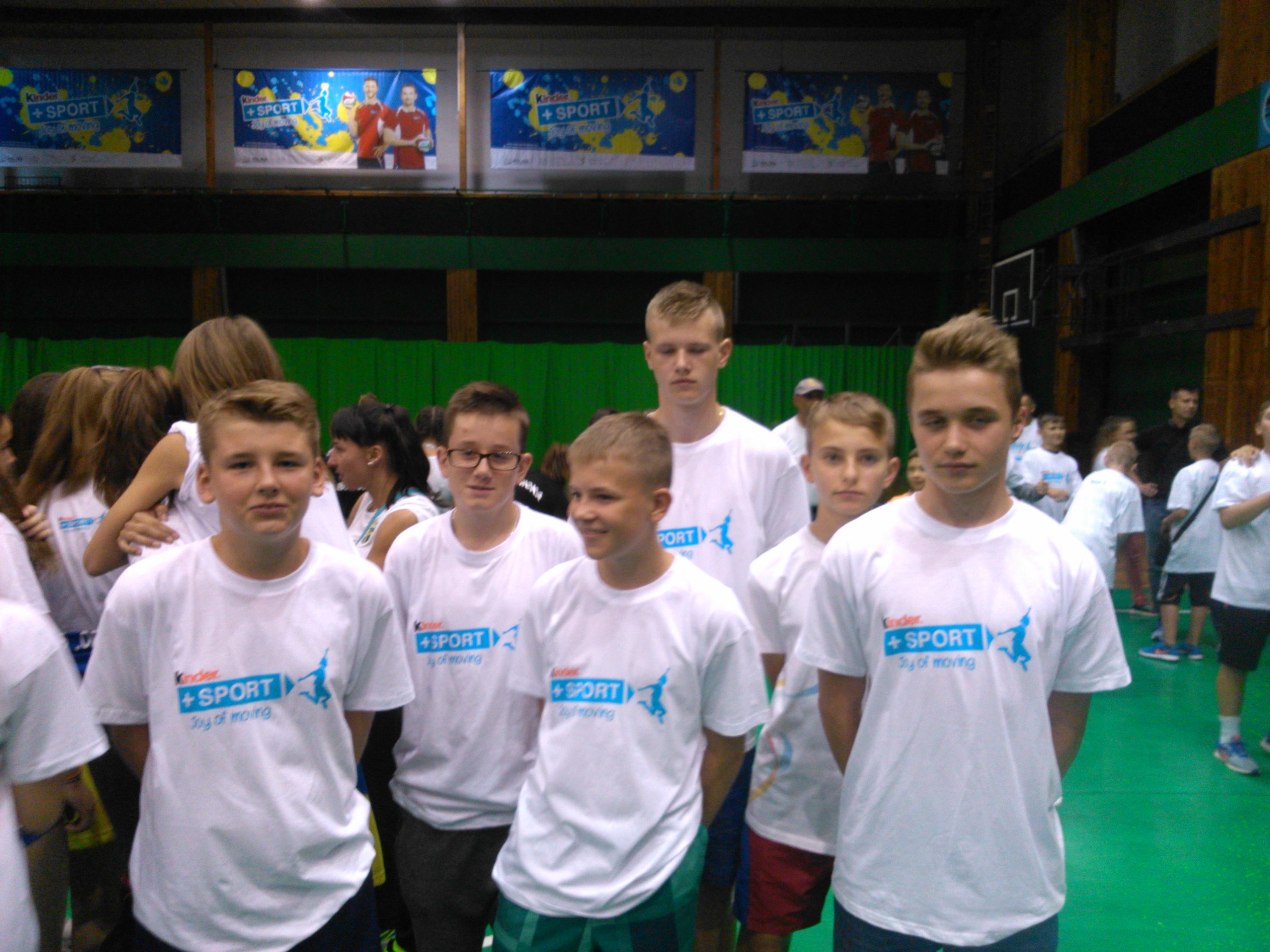 Mistrzostwa Polski w Minisiatkówce Chłopców Częstochowa 2016