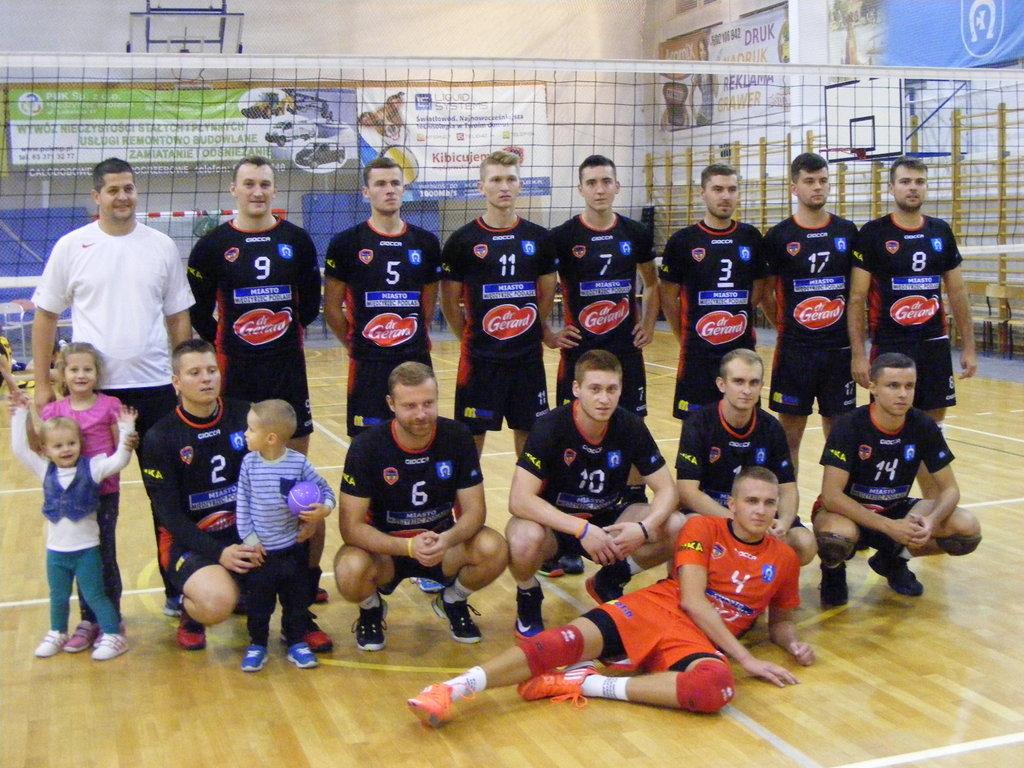 II Liga Piłki Siatkowej Mężczyzn sezon 2016/17