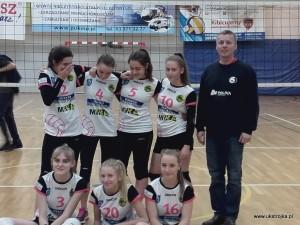 Kadetki sezon 2017/2018