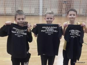 Mikołajki 2018 Dominik Mosak, Jakub Szyndler, Jakub Jurkowski