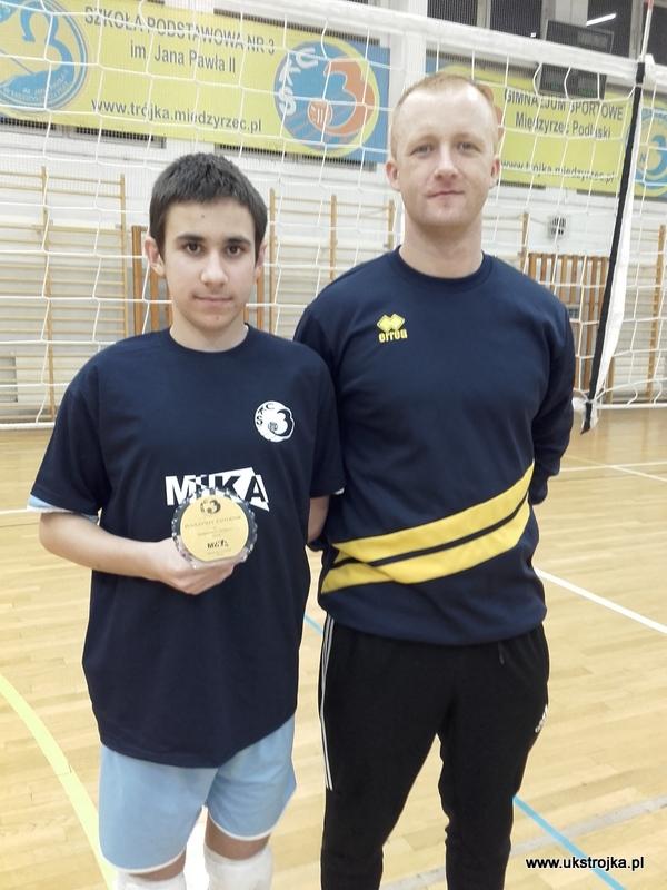 MVP 2019 – Brzezicki Dominik (Sosnowica I)