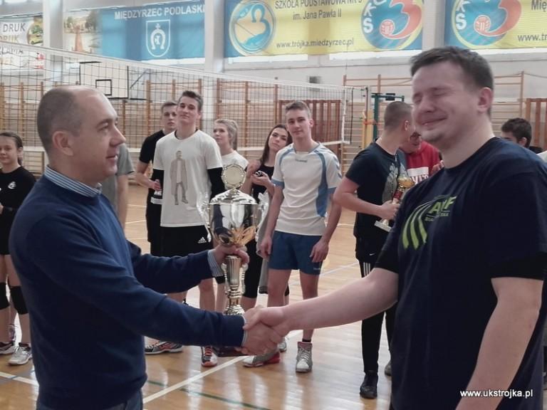Puchar Starosty Bialskiego Mariusza Filipiuka - CORAZ MNIEJ TALENTU