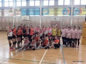 Turniej Eliminacyjny Czwórki Siatkarskie w Międzyrzecu Podlaskim