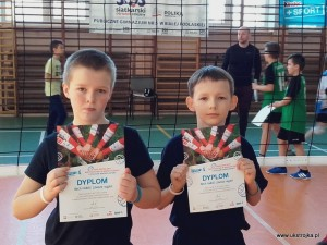 11 miejsce w Turnieju Kinder+Sport Biała Podlaska.