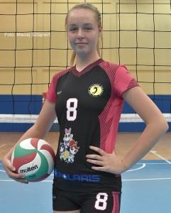 Alicja Więckowska sezon II Ligi 2019/2020