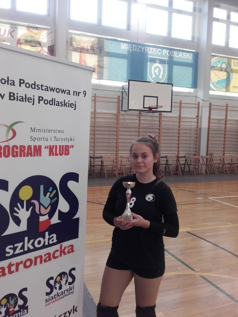 MVP - Zuzanna Mróz