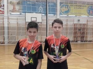 4 Turniej - Oliwier Nowik/Maciej Woliński
