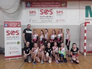 SOS 6s dziewcząt oraz Jacek Rutkowski z Lublina