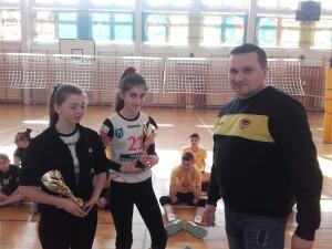 Mistrzynie Klasyfikacji Generalnej: Gabriela Markowska/Zuzanna Franczuk