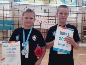 III miejsce Dwójki 2020: Jakub Szyndler/Karol Więckowski.