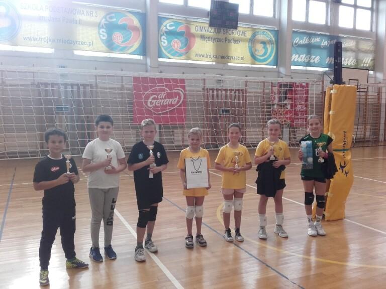 Finaliści 1 turnieju JEDYNEK