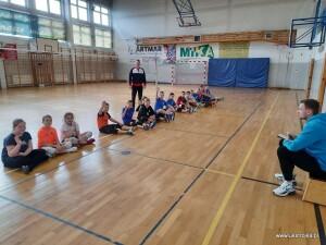 Foto Konrad Karwowski, SOS SP-3 Międzyrzec Podlaski klasa V i IV  chłopców